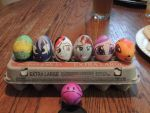 Easter eggs 2015 by Zainx10