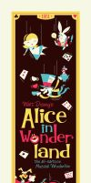 Alice in Wonderland 1951 by Montygog