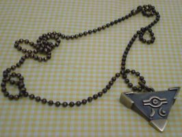 Puzzle Necklace by Yami-No-Spirit-luver
