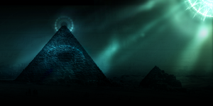 Ancient Night of Mystery by teundenouden