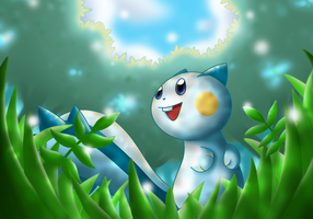 :Shades of Dawn: Pachirisu by endless-whispers