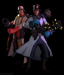 Team Medic by tomahachi12