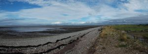 Seaside Panoramic (Day 32) by ChrisM38