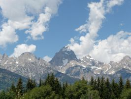 The Grand Tetons 2 by jc35663