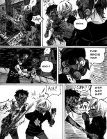 DGM Zombies 24 (GORE WARNING) by The-Butterses