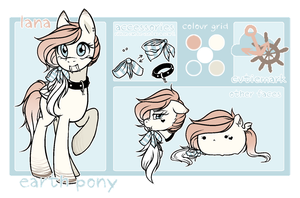 [Auction] Adoptable Pony Ref. [ Closed ] by acopic
