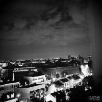 BY NIGHT - Yashica by GustavBAD