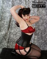 Lexie Pinup by PhotographsByScott