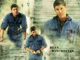 Dean Winchester - Just a mechanic? by Nadin7Angel