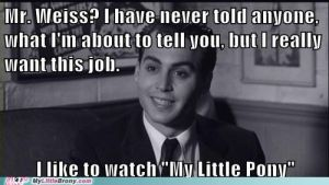 Ed Wood is a Brony by RFHartwell