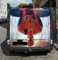 Spidervan by cmdpirxII