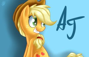 AppleJack by SupLoLNope
