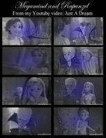 Megamind and Rapunzel - Just A Dream by OohFire