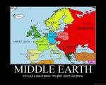 Middle Earth by Mexicano27