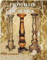 Pilotillos de senda package by charmila