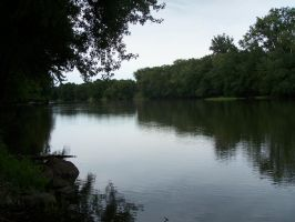 Wabash River in Indiana by eastpunkmafia