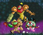 KNK Visit SuperMetroid by kecomaster