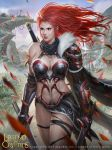 The lone woman warrior_Regular by chrisnfy85