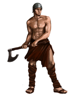 Barbarian - study by sc189