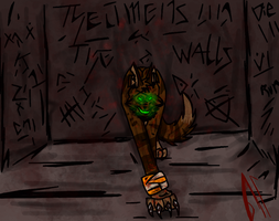 The Omens on the Walls by GriffinBlood