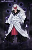 Madara 663 Sage of six Paths by Yahik0