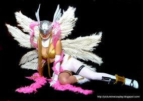 Angewomon by DarkTifaStrife