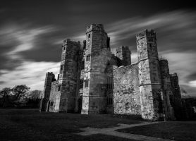 Titchfield Abbey by AdBphotography
