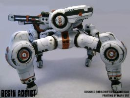 Superheavy Assault Walker 2 by mangozac
