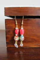Mismatched Earrings by madewithloveL