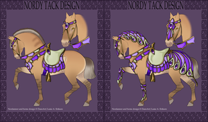 Nordanner Tack Design for Summer Wine 748 by SweetLittleVampire
