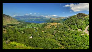 View Over Derwent by squareonion