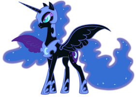 Mare of the Night by xscaralienx