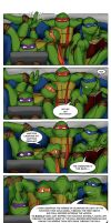 TMNT: Tactical Error by loolaa