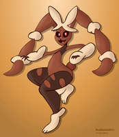Mega Lopunny by ScoBionicle99
