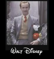 Walt Disney by MortenEng21