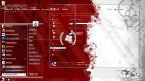 windows 7 theme by goofyvictim