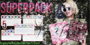 +Super Pack2 by MyNutella