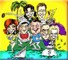 Caricature www.funface.com by Caricature-Guy