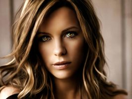 Kate Beckinsale by Revarn