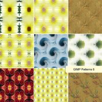 Gimp Patterns 6 by marthagose