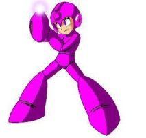 Re-Colored Megaman by YaoiFanGirl100
