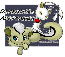 Neopets - Adoptables by mewgal