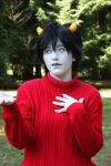 Little Red Vantas by Anime-Twin