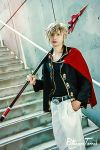 Type-0 Nine cosplay by funnaejc