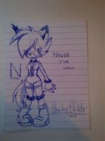 Never by Fockette