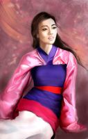 Mulan by MartaDeWinter