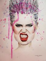 Fashion Angry by Liebegaby