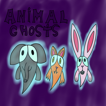 animal ghost by martyrex