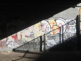 Dramatic Underpass 2 by icompton01