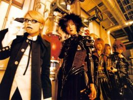 Dir en grey group by The-Dir-en-grey-Club